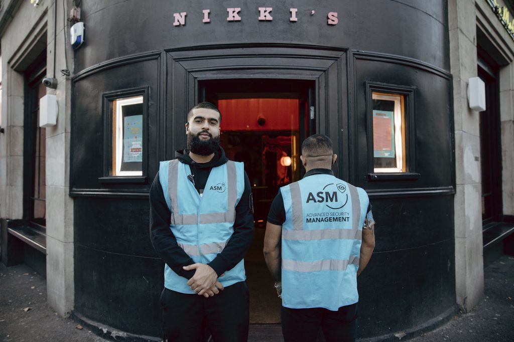 Nikkis Club Doorman Security