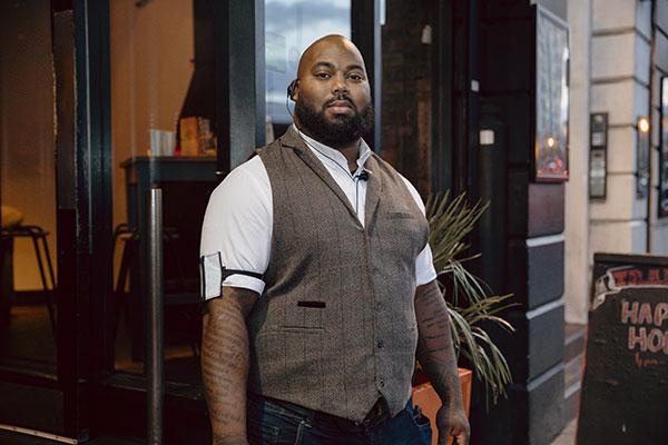 Bar Doorman
